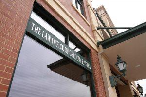 Greg Terra Law storefront